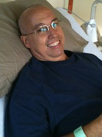 Paul Pavao, webmaster, being treated for leukemia
