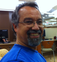 Paul Pavao, webmaster