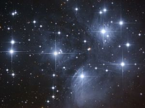 Pleiades by NASA