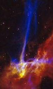 Cygnus loop supernova