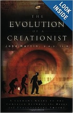 The Evolution of a Creationist cover