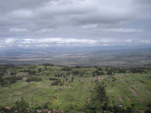 Is the Great Rift Valley the location of the Garden of Eden?