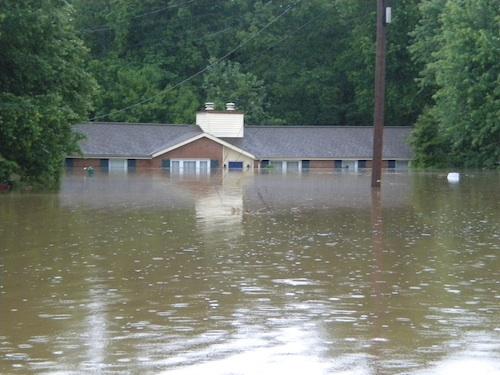 Nashville, Tennessee flood